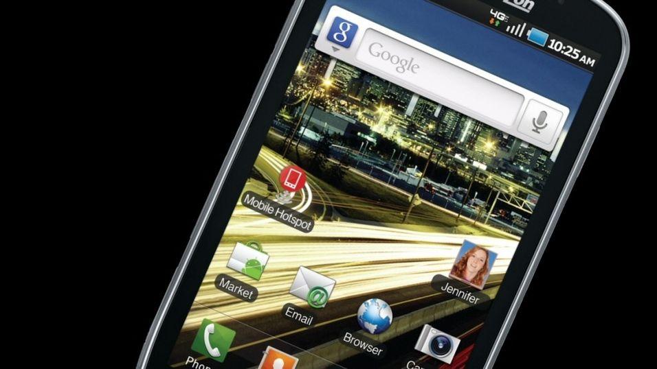Nå kommer LTE-versjoner av Galaxy S og Tab