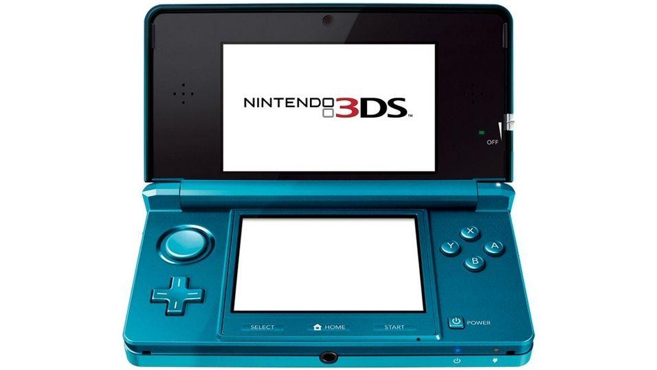 Regionsperre på 3DS?
