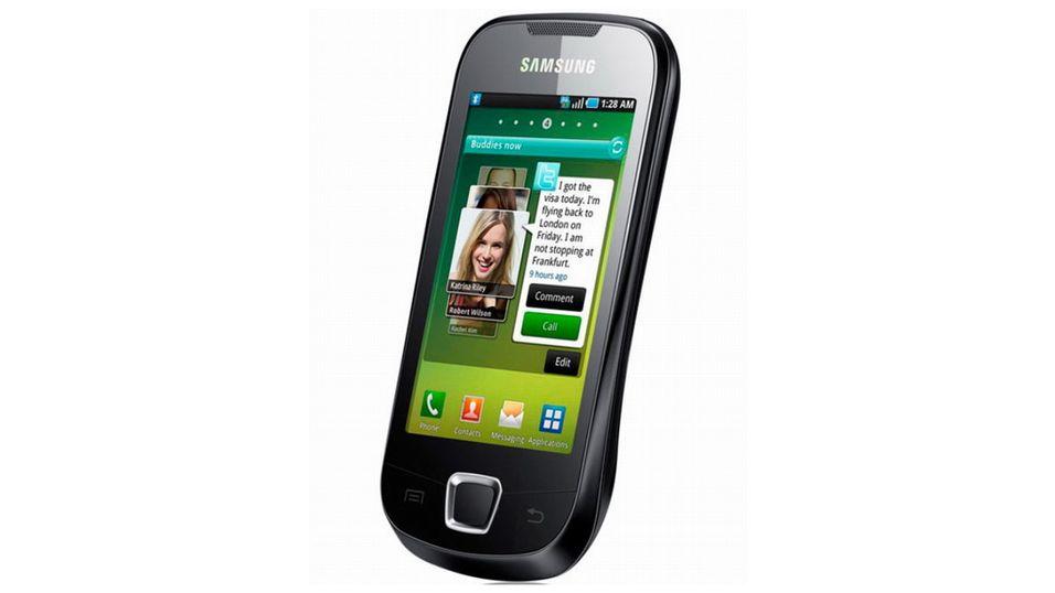 TEST: Samsung I5800 Galaxy 3
