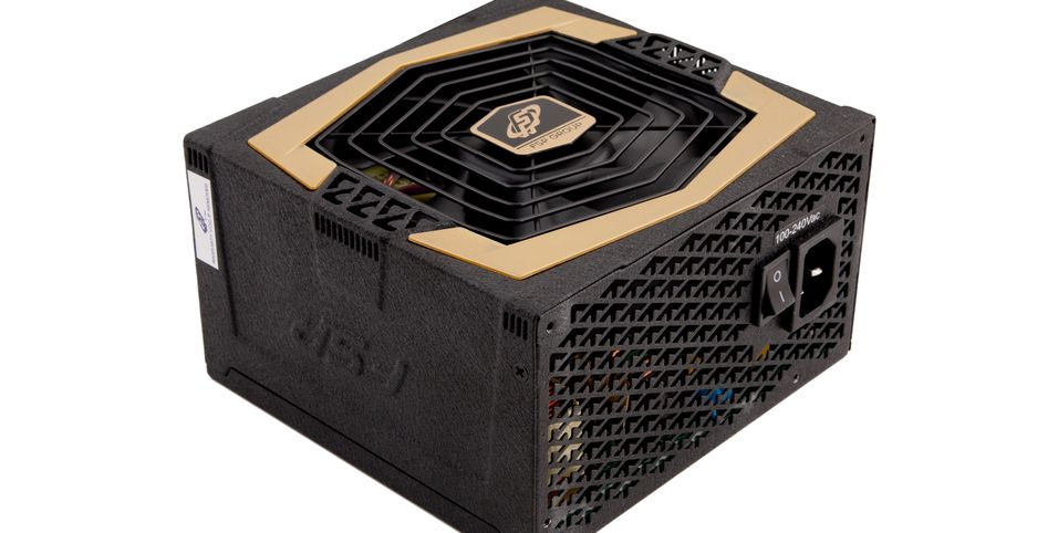 TEST: FSP Group / Fortron Source Aurum Gold AU-600