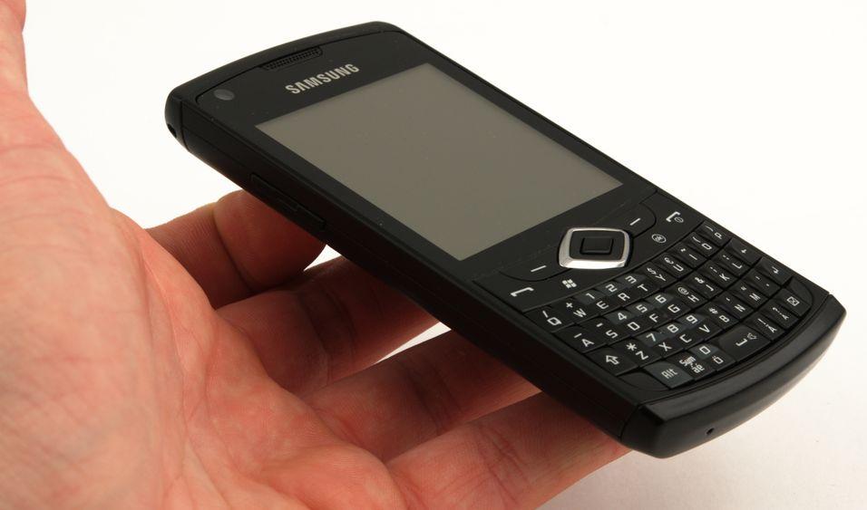 Samsung Omnia Pro 4 er veiet og funnet for lett.