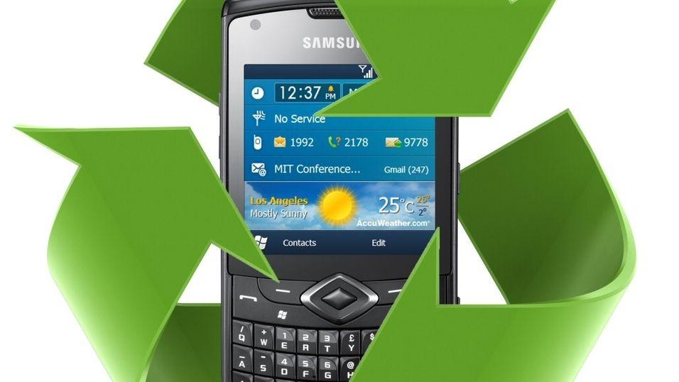 TEST: Samsung Omnia Pro 4