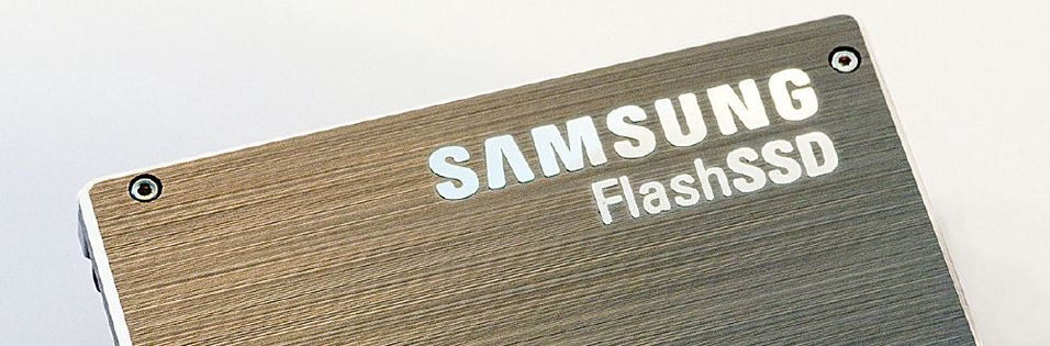 Optimaliser Samsung SSD