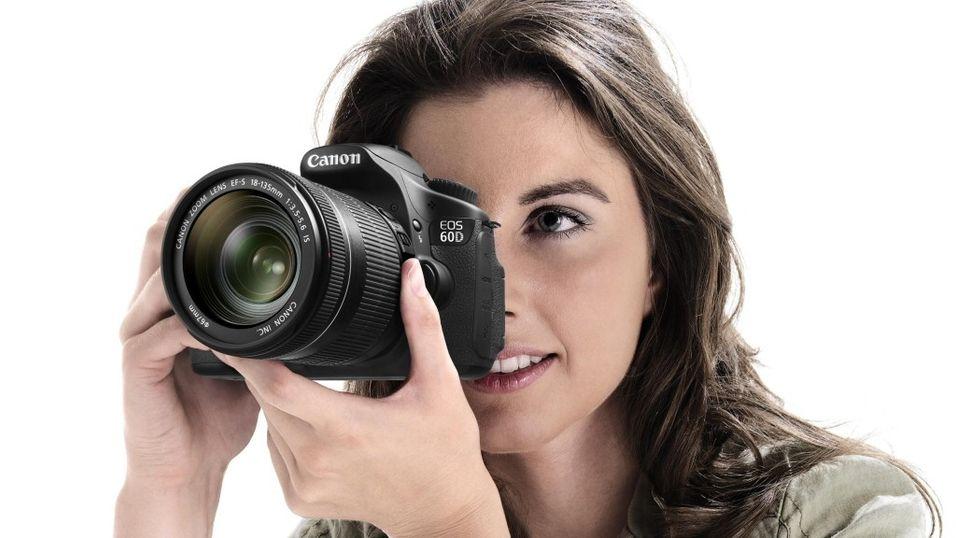 TEST: Canon EOS 60D