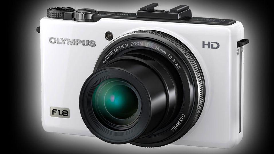 Olympus XZ-1 tar supre bilder i mørket