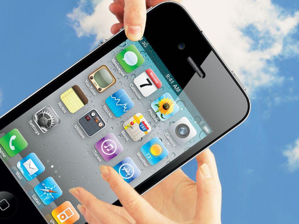 Nå kan du tilstå med mobilen