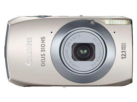 Canon Ixus 310 HS.