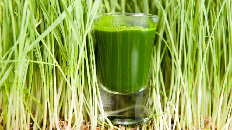 Drikk deg grønn