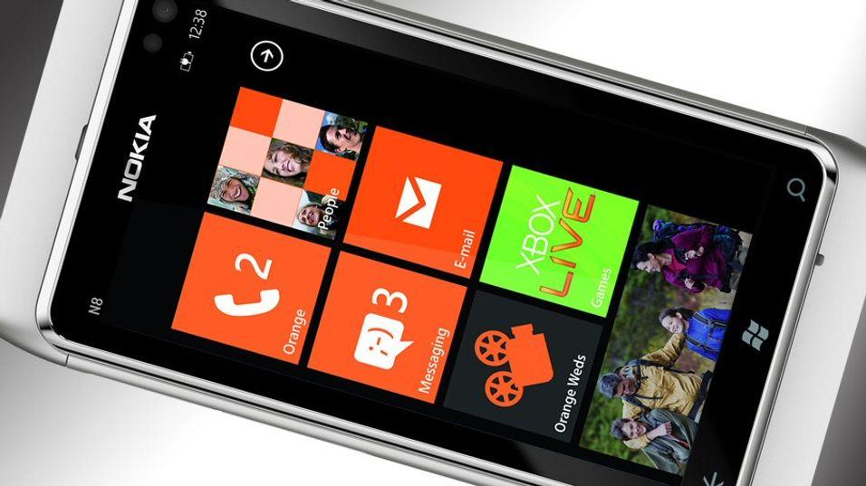 Nokia skal bruke Windows