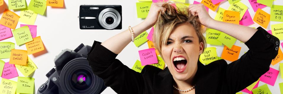 GUIDE: Ti ting vi hater med kameraet