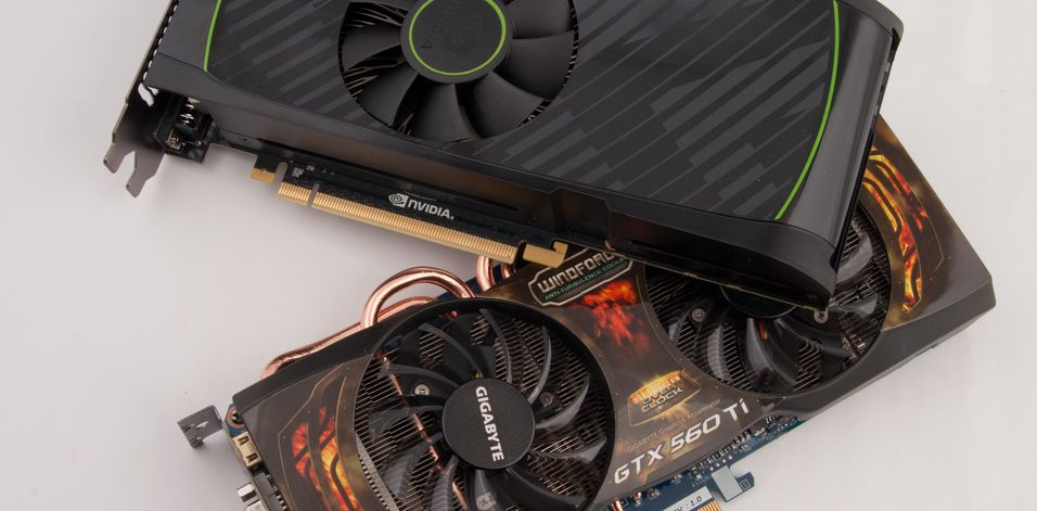 TEST: Nvidia Geforce GTX 560 Ti SLI