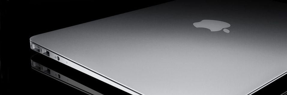 MacBook Air med Sandy Bridge