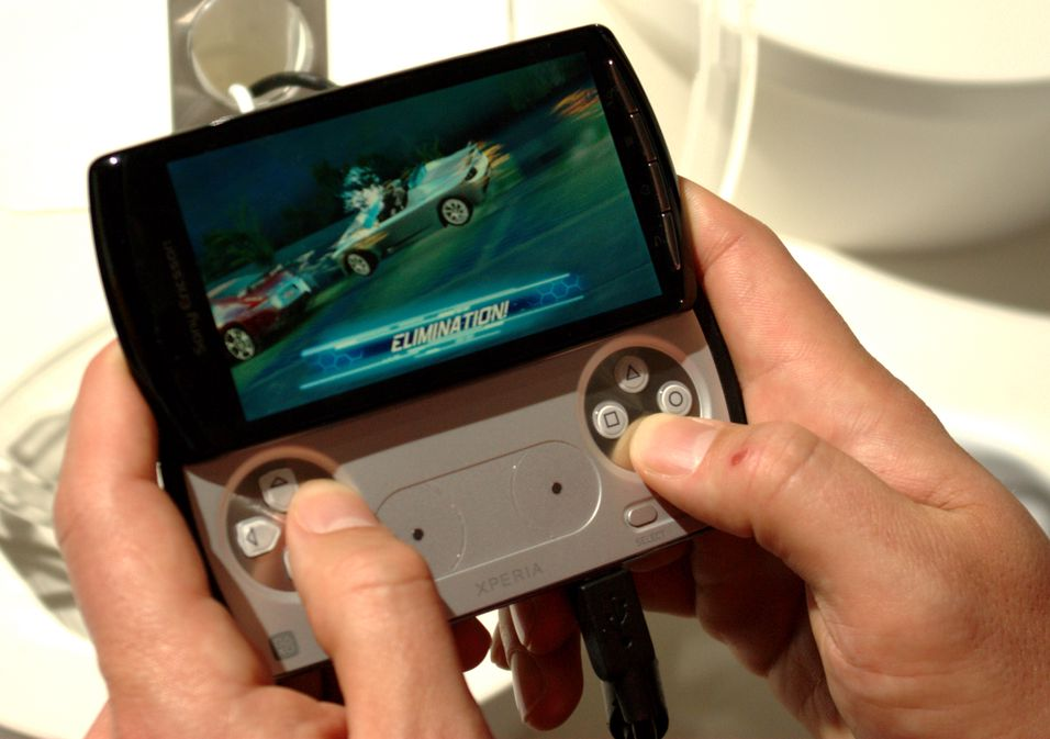 SNIKTITT: Vi har prøvd PlayStation-mobilen