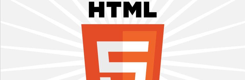 Datoen for HTML5 er klar