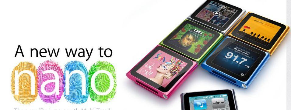 - iPhone Nano kommer til sommeren