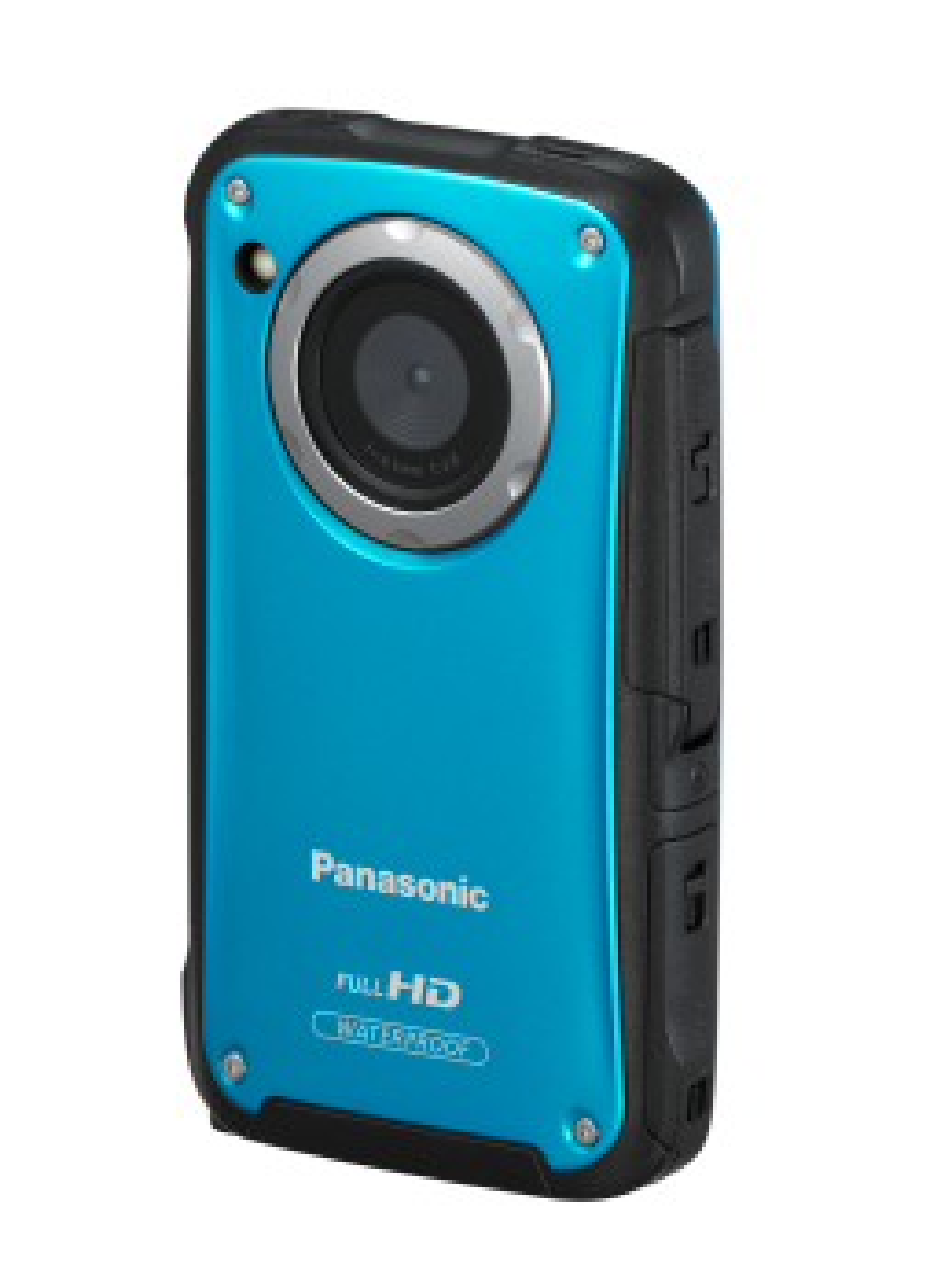 Panasonic HM-TA20. Et lite kamera som er lett å putte i lomma.