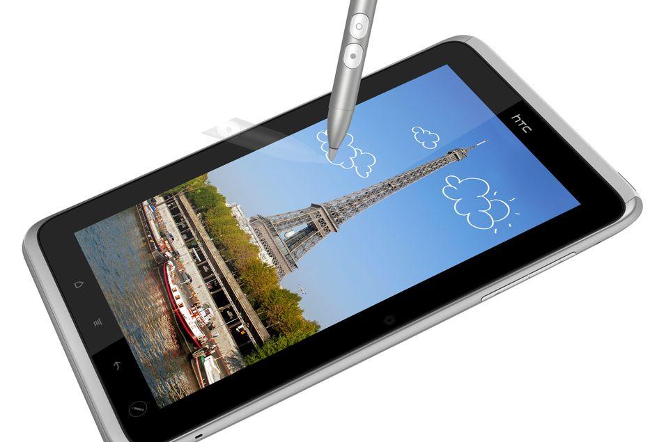 HTC Flyer er lansert