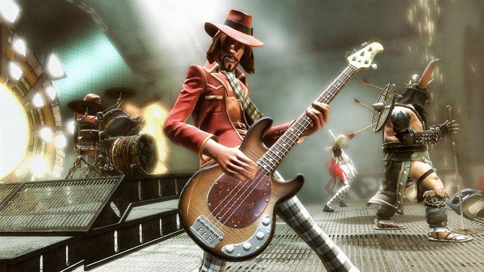 – Activision misbrukte Guitar Hero
