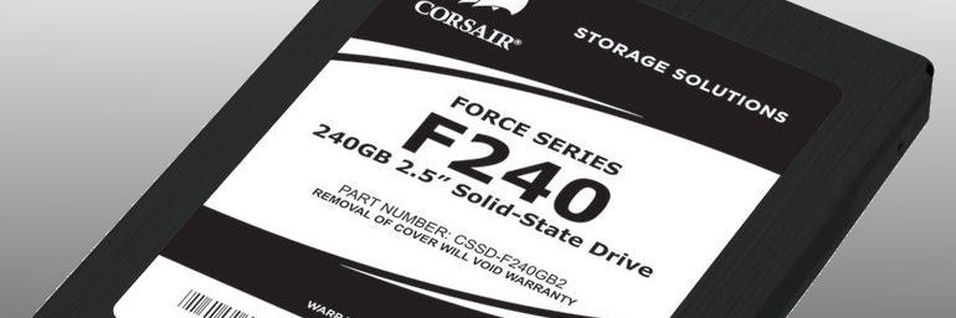 Corsair lanserer billig-SSD