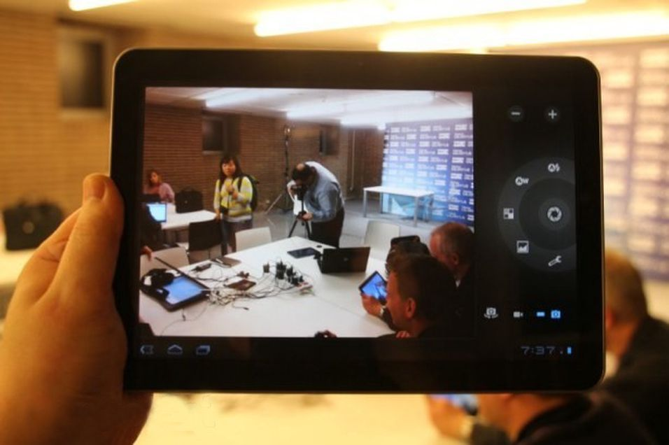 Se TV-sendinger med Samsung Galaxy