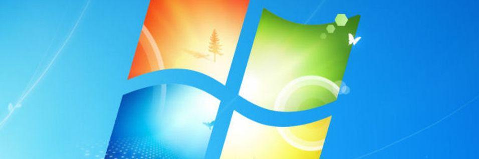 Nå kan Windows 7 SP1 lastes ned
