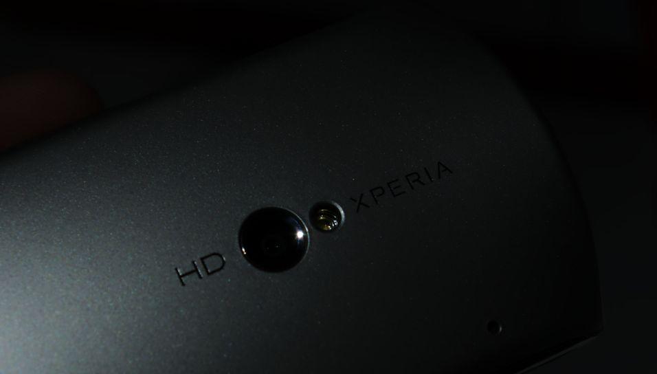 SNIKTITT: Sony Ericsson Xperia™ neo