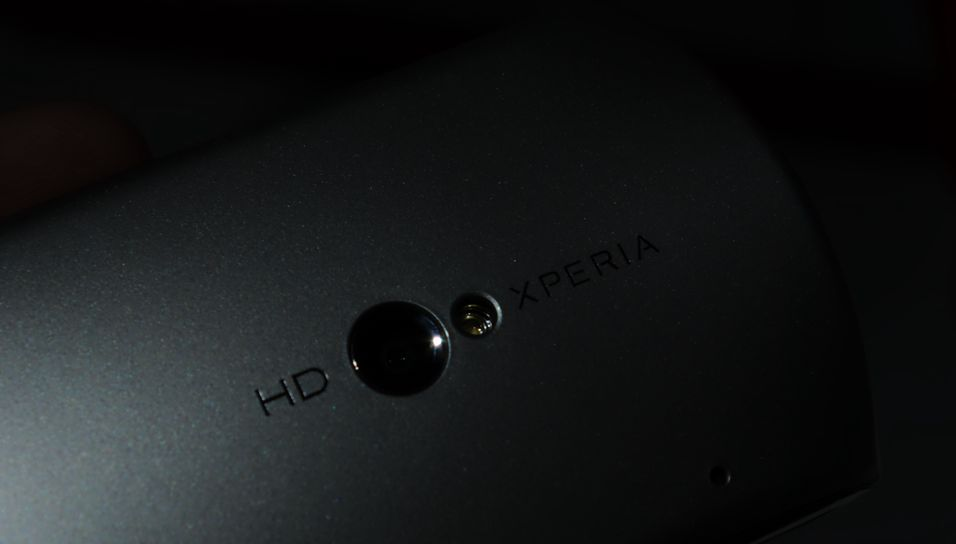 Sony Ericsson Xperia neo - Har bra kamera
