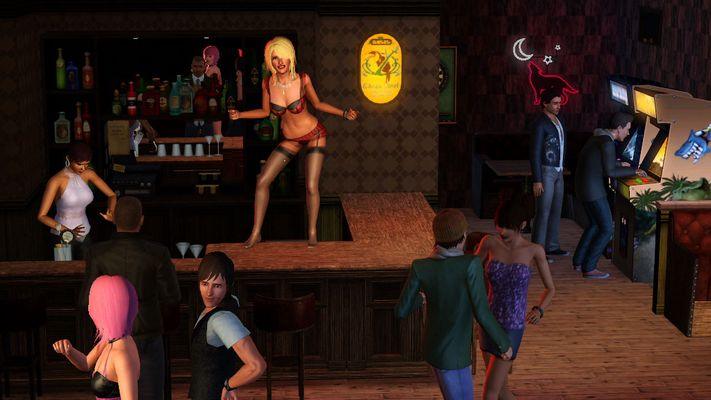 The Sims 3: Helaften
