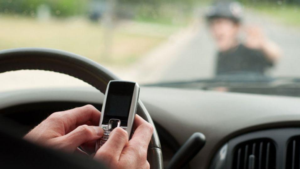 iPhone-app skal hindre trafikkulykker