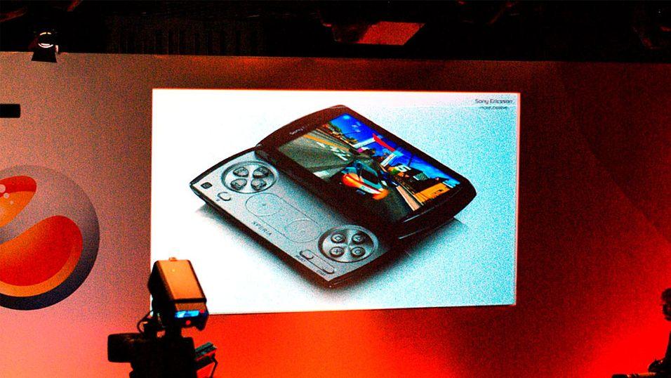 Sony Ericsson lanserer tre nye