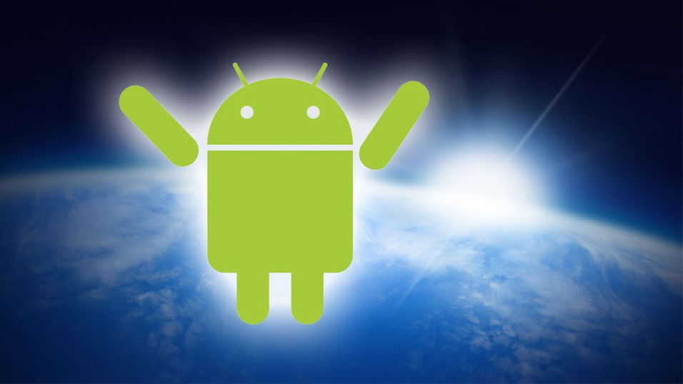 - Android 2.4 ligner Honeycomb