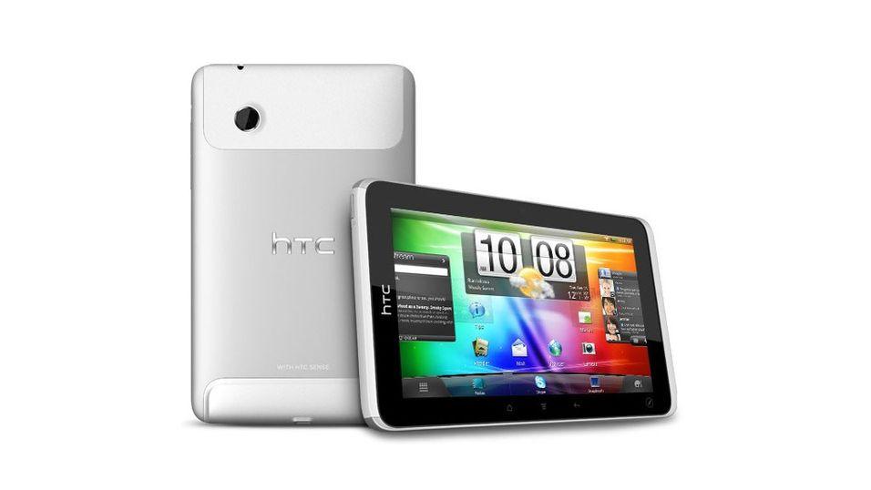 HTC flyer i butikk fra 25. mai