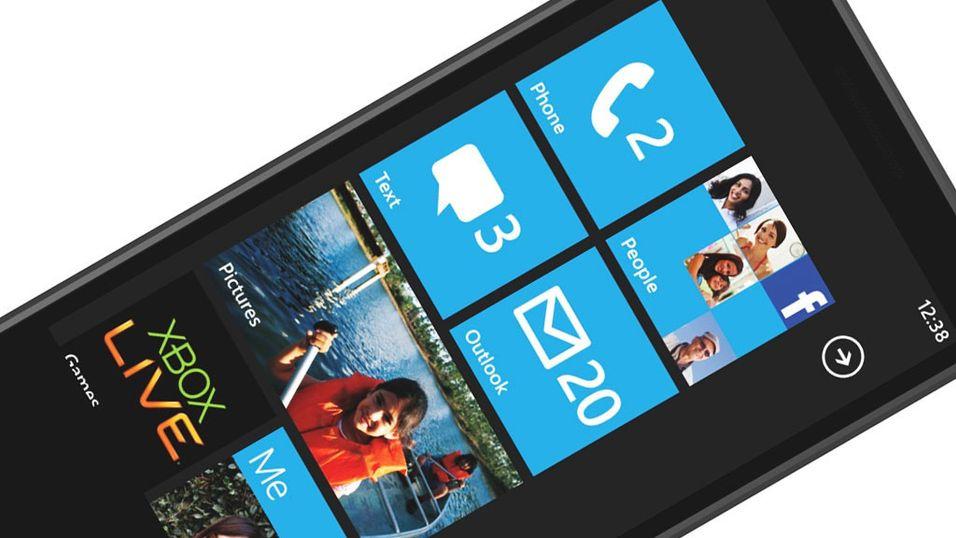 Oppdatering drepte Windows-mobiler