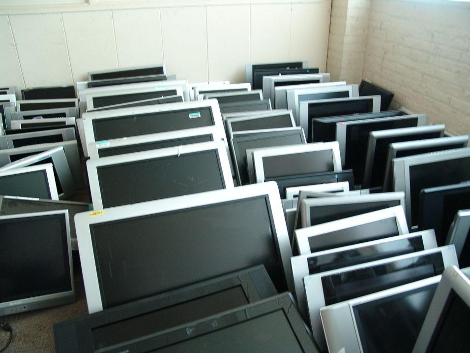 LCD-markedet vokser kraftig