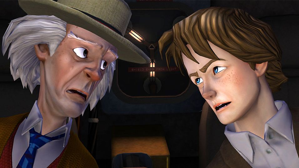 TEST: Anmeldelse: Back to the Future Episode 2 (PC)