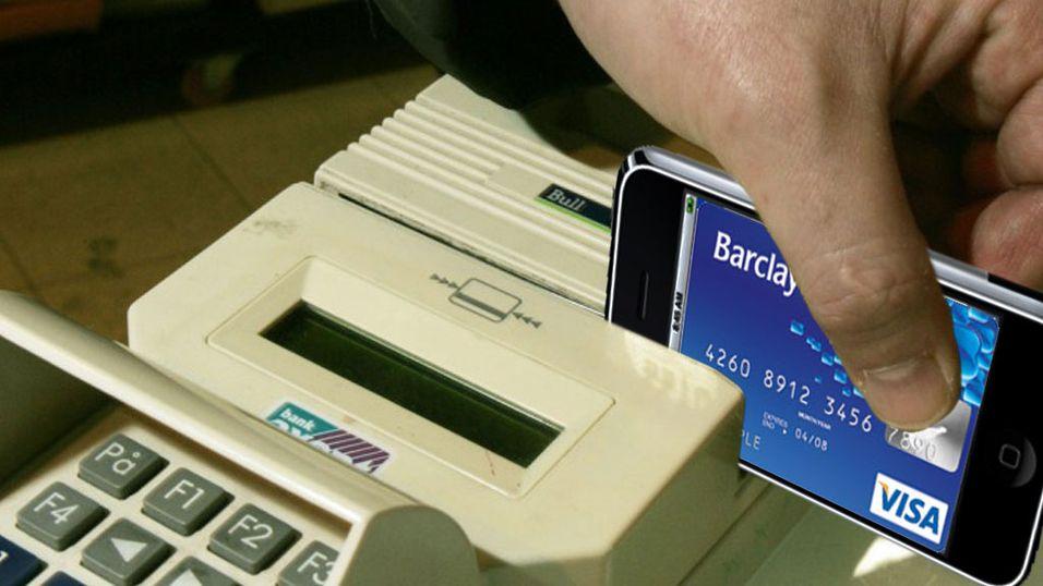 Vil styre mobil-lommeboken din