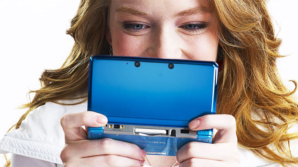 Nintendo 3DS får kameraspill