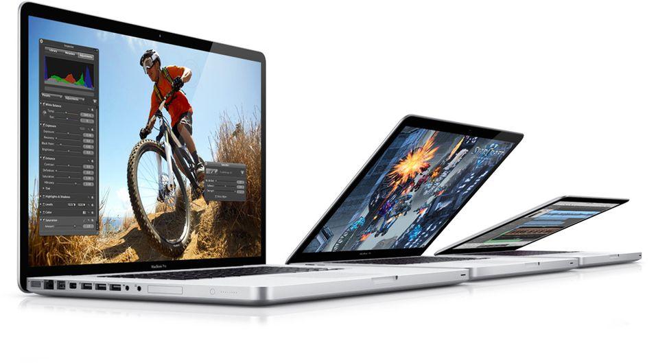 Her er nye MacBook Pro
