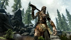 The Elder Scrolls V: Skyrim.