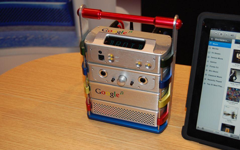 Sjekk ut Google-stereoen