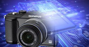 Ny firmware til Olympus