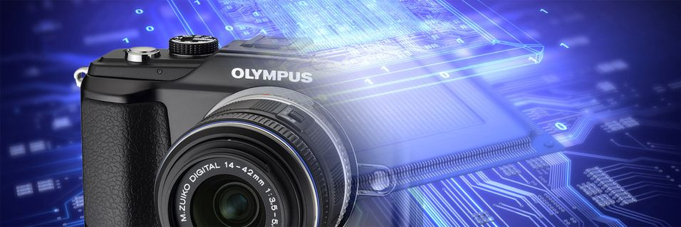 Ny firmware til Olympus