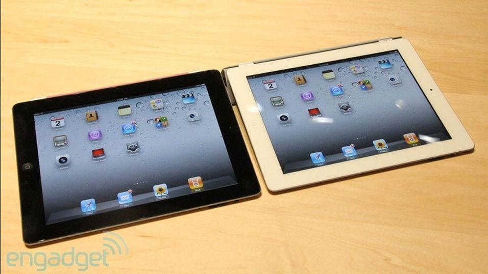 Les de første iPad 2-sniktittene