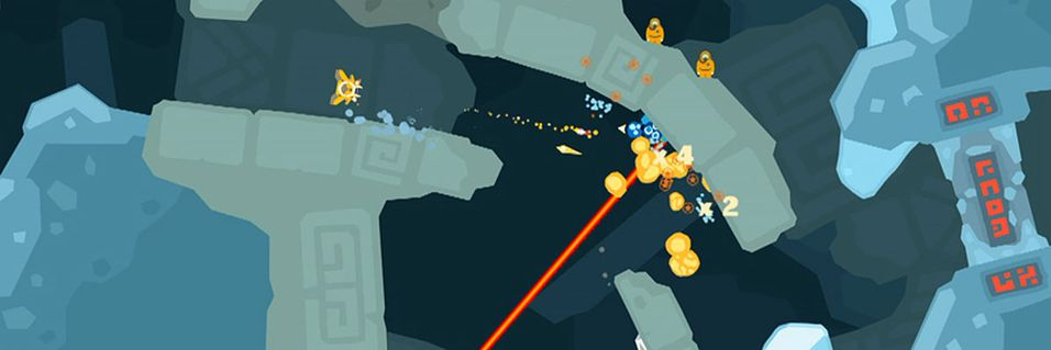 TEST: PixelJunk Shooter 2 (PS3)- Som å leke med et kjemisett