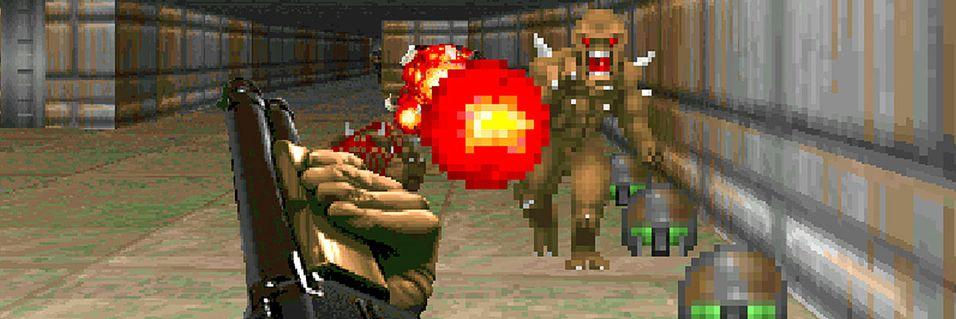Doom-våpen var leketøy