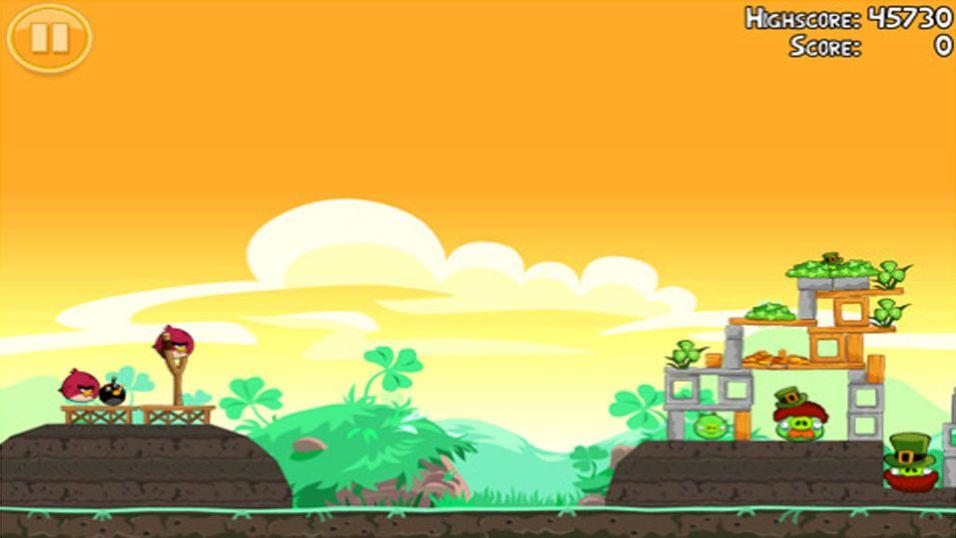 Du kan vinne NM i Angry Birds