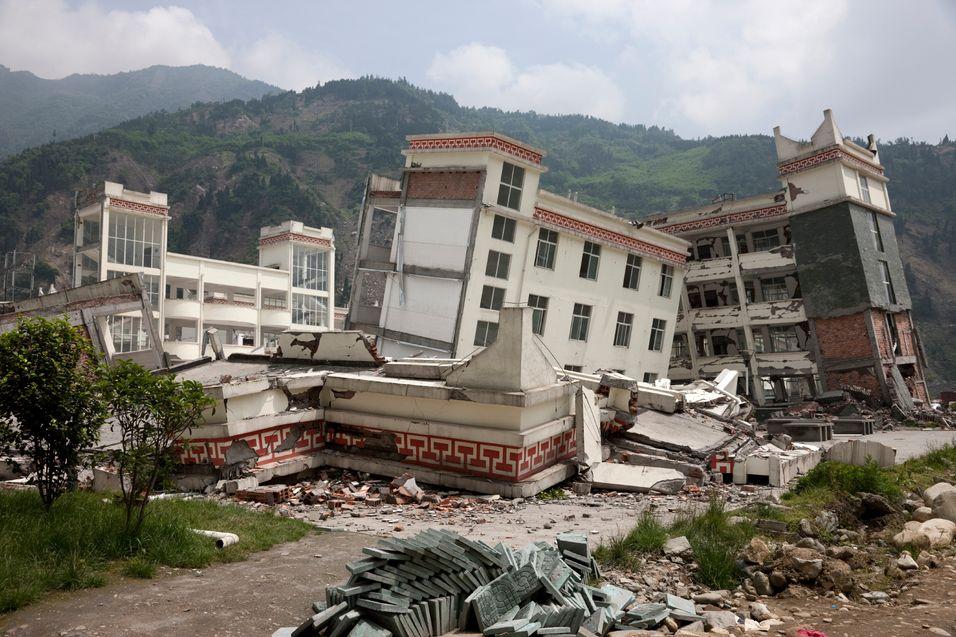 Kameraprodusenter rammet av tsunamien