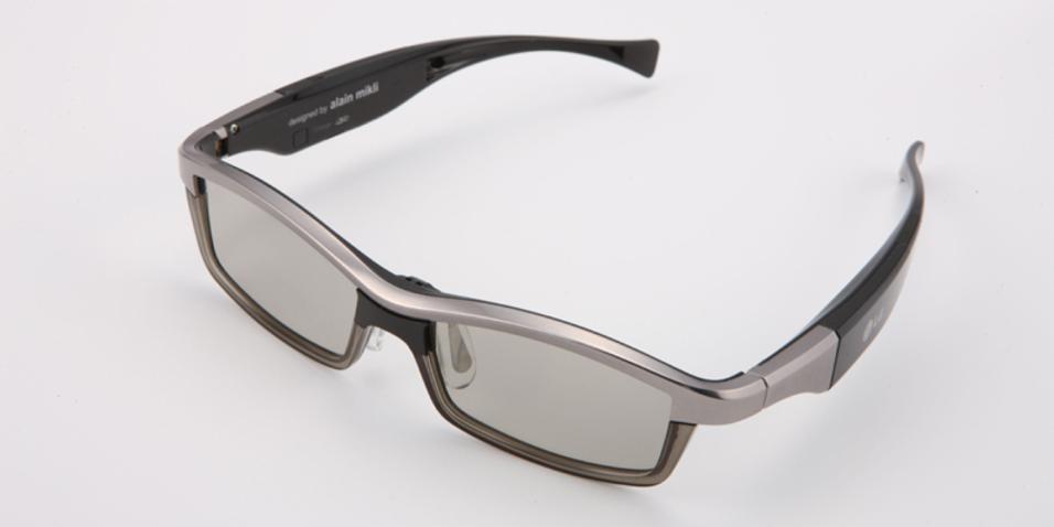 Vil standardisere 3D-briller