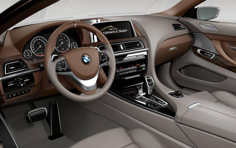 Bang & Olufsen med 16 høyttalere i ny BMW