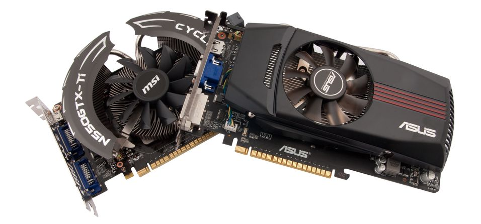 TEST: Nvidia GeForce GTX 550 Ti